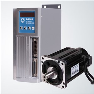 Cost impulse! The The AC servo motor drive DA98 and servo motor 750W, 90 flange