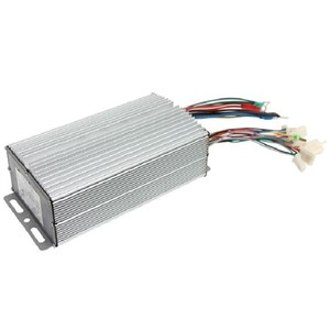Fast Shipping 1200W 60V DC 24 mofset brushless motor controller E-bike electric bicycle speed control
