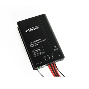 10A 12V or  5A 24V EP EPEVER MPPT Solar charge controller with Timer IP67 LED Driver programmed  By Mobile APP function