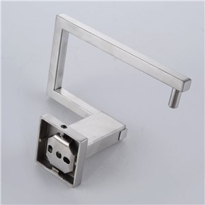 SUS 304 Stainless Steel Toilet Paper Holder Storage Rustproof Bathroom Paper Towel Dispenser Tissue Roll Hanger