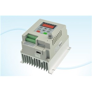 750w 1HP VFD frequency inverter 1phase 220VAC input 1phase 0-220V output 3A 20-50hz for Fan pump monophase motor