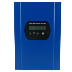 MAYLAR@ Solar Controller 60a mppt 12V 24V 48V System Charger Controller with LCD and RS232 Communication Function
