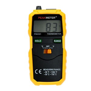 HYELEC LCD Wireless Digital Thermometer K Type High Accuracy termometro Temperature instrument Thermocouple W/ Data Hold/Logging