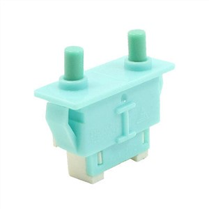 Refrigerator SPST Lug Button Momentary Door Light Switch 250V 0.25A 125V 0.5A
