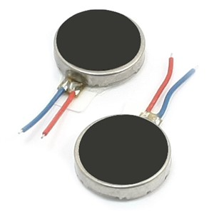 DHDL-2Pcs 10mm x 2.5mm Disc Shape Vibrating Vibration Motor for Cell Phone