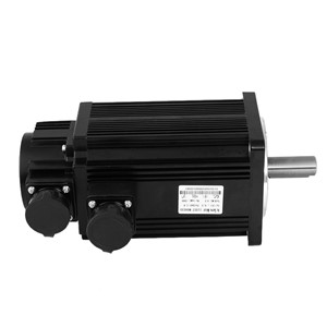 2017 Limited AC Servo Motor Best Price Great Quality Servo Motor Set 6n.m 1.2kw 2000rpm 110st Ac 110st-m06020+ Matched Driver