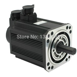 1 set High Quality 2.0KW AC Servo Motor & Driver 7.7N.M 2KW 2500rpm 130ST-M07725 Single-phase