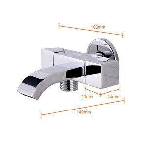 jooe outdoor water tap Wall Mounted Multifunction garden tap single cold Washing Machine faucet bibcock garden faucet torneira