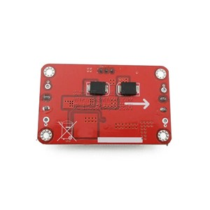 DC-DC:buck-boost module/input wide voltage(solar panels with dual chip)  lzx