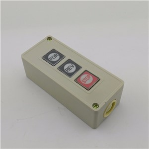 3 position push button switch  Control button electric switch 3A 250VAC 600V MAX