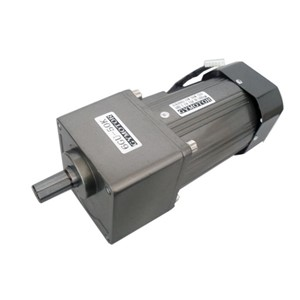 AC 220V 300W Single phase  regulated speed gear motor . 300W AC motor with gearbox,