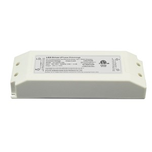 45W 36V constant voltage dimmable LED driver with Triac Dimming (leading edge and trailing edge) ETL certificate