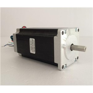 1pc Single shaft Nema 23 Stepper Motor 57HS112-4204 3N.m/ 425oz. In  4.2A 4Lead, 112mm CNC Mill Cut Laser Engraving