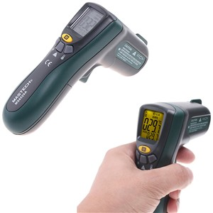 digital Infrared thermometer termometro infravermelho temperature instrument diagnostic-tool-20300 degrees 572F MASTECH MS6520A