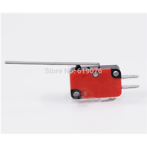 V-153-1C25 travel switch, 15A, 250V, Long Straight Hinge Lever Momentary Miniature Micro Switch nching switch,