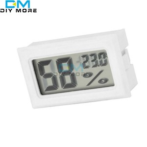 LCD Digital Temperature Humidity Thermometer Outdoor Hygrometer Reptile Meter