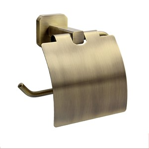 Bathroom solid brass antique bronze paper holder Antique toilet Paper roll holder Bathroom accessories
