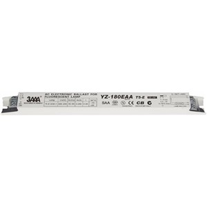 1pc 3AAA 220-240V YZ-180EAA T5-E 80WX1 L358D Electronic Ballast for Fluorescent Lamp T5-E, 358*30*30mm