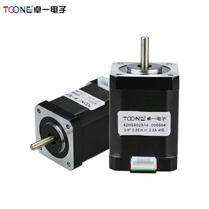 2 Phase 4 Wire 42 series Stepper Motor 1.8 degree 20mm 3D printer Stepping Motor 42HS3414A4-D