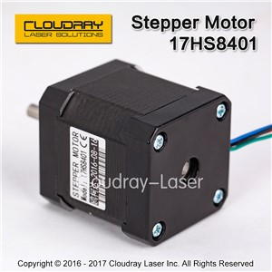 1 pcs 4-lead Nema17 Stepper Motor 48mm length / 78Oz-in / 1.8A Nema 17 42BYGH 1.7A (17HS8401) motor for CNC XYZ Axis