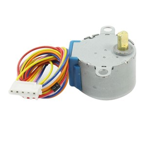 EWS 2pcs 28BYJ-48-5V 5 Line 4 Phase Stepper Step Motor for Microcontroller