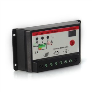 EWS Regulator charging solar panel solar controller 30A 12 / 24V