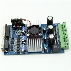 TB6560 3 Axis CNC 3.5A Stepper Motor Driver Controller Board NEW