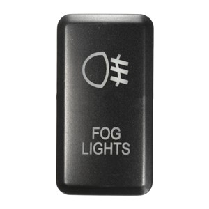 12V LED Car Light Switch For Toyota Landcruiser Hilux Prado FJ CRUISE  Fog Light
