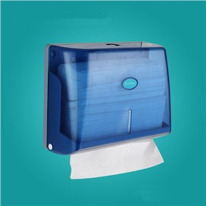 3 color Pull type tissue box bathroom waterproof square paper racks,Hotel/Toilet ABS Plastic material paper holders wall mounted