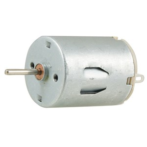 DC 6V 6300RPM 2mm Shaft Magnetic Mini Motor for DIY Toys Hobby, Silver