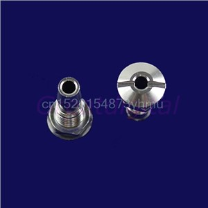 1 pair Aluminum Water Outlets Thread With O-ring Screws For RC Boat M6 #L057# new hot