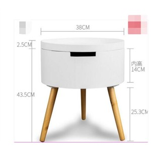 Small round tea table. The sitting room telephone table. Side table