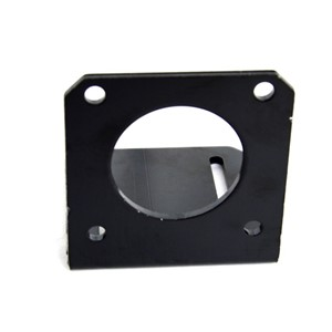 NEW 1PCS Fixed bracket 57 Stepper Motor Bracket  NEMA 23 Mounting L Bracket Mount 57 series Stepper Motor mounts