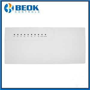 Beok CCT-10 Hub Controller 8 sub-chamber electric valve LCD box indicates 8 channels concentrator
