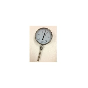 "bi-metallic Thermometer Temperature gauge 0-50~500 degrees L=100, 1/2""BSP WSS413"
