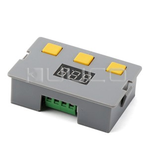 120W DC Motor Speed Regulator Digital PWM Speed Control Switch Governor DC 12 ~24V 5A Motor PWM Controller