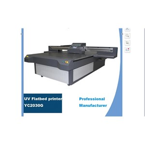 hot slling Ricoh good quality best price uv flatbed printer 2030