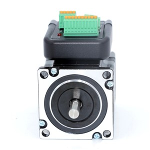 NEMA23 1Nm 142oz.in Integrated Closed Loop Stepper motor with driver 36VDC JMC iHSS57-36-10