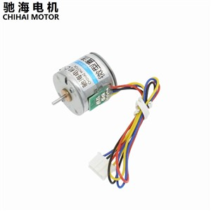 ChiHai Motor CHST-20BY 2 Phase 4 wire  Mini Stepper Motor 20mm 0.6A 20Ohm