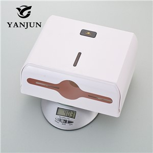 Yanjun Wall Mounted Paper Towel Dispenser WC Paper Towel Holder Tissue Dispenser  Bathroom Accessories YJ-8620