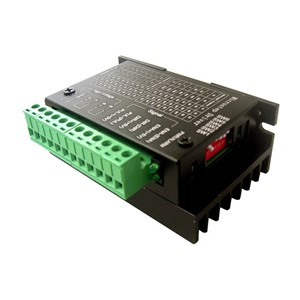 TB6600 stepper motor Driver Controller 4A 9~42V TTL 16 Micro-Step CNC 1 Axis NEW upgraded version of the 42/57/86 stepper motor