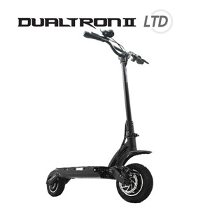 Dualtron II 2 LTD Two Wheels 10 inch Folding Electric Scooters Skateboard 60V 28AH 1600W 65km/h Range 70-130km Dual Motor