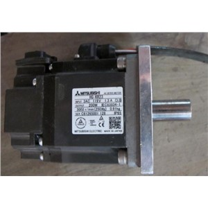 Servo motor HG-KR23    , Used one , 90% appearance new  ,  3 months warranty , fastly shipping