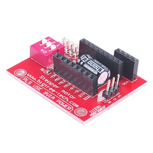 3D Printer Stepper Motor Driver Control Extension Shield Board For A4988 DRV8825