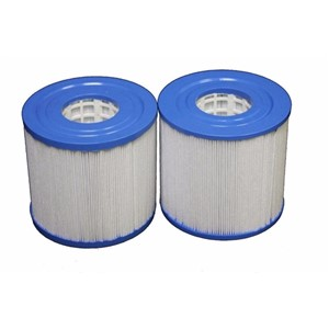 2pcs Unicel C-4401 spa pool fiter element 118mmx125mm,with 54mm female thread hot tub filter cartridge