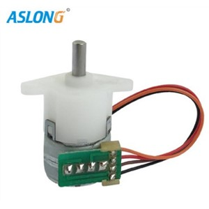 3pcs/lot GM12-15BY Stepper motor intelligent DC gear motor miniature gear deceleration stepping motor