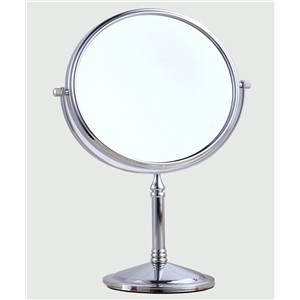 Stand Beauty Mirror Brass 1*3 Magnification