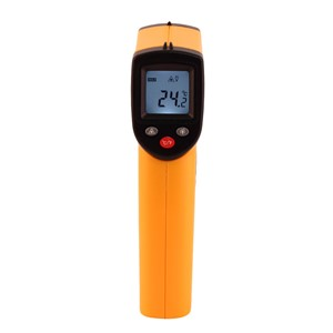 2017 New Arrival GM320 LCD Digital IR Infrared Temperature Meter Point-50-330 Graden Non-Contact Thermometer