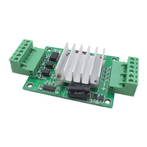 Upgrade Plate 4257 TB6600 stepper motor driver drives the plate 4A 32 segments
