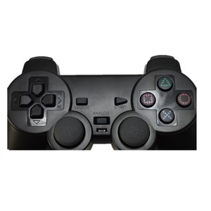 2.4G wireless gamepad joystick game controller for PS3 console playstation 3 video gaming play station for pc/pc360